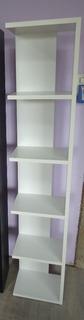 Modulo Diseño 5 Estantes Biblioteca Esquinero Muebled