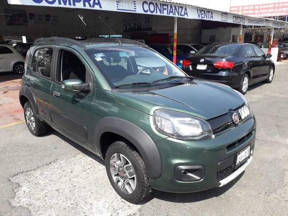 Fiat Uno 1.4 Way Std 5 Vel Ac 2016