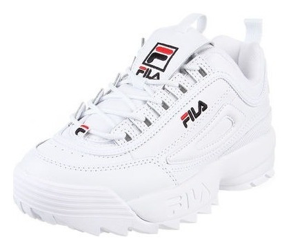 Zapatillas Fila Disruptor 2 Premium Mujer