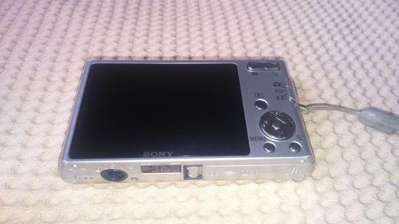 Câmera Digital Sony Cyber-shot 14.1 Mp Melhor Preço