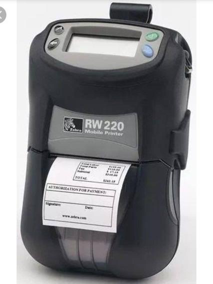 Zebra Rw220