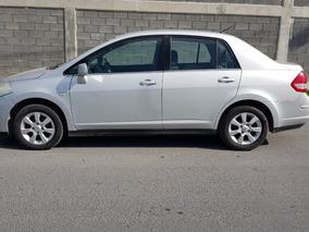 Nissan Tiida Premium 2008 Automatico