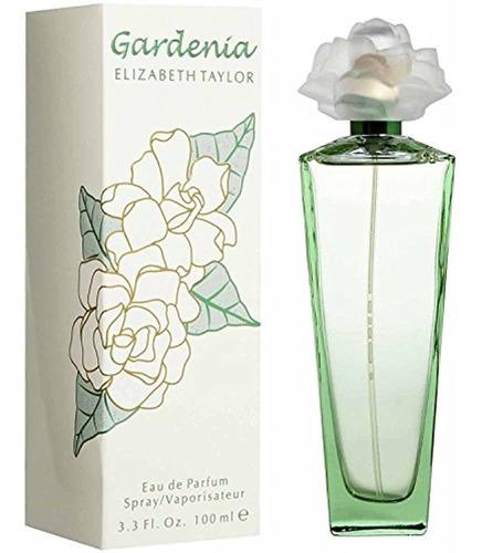 Gardenia De Elizabeth Taylor Para Mujeres, Eau De Parfum Spr