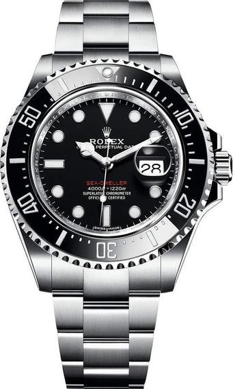 Relógio Eta - Mod Sea-dweller Base Eta 2840. Arf V2 Aço 904l
