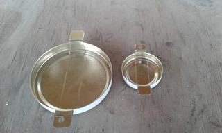 Precintos De Metal Para Tambores De 200 Litros 2 Y 3/4