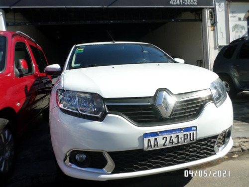 Renault Sandero Ii 1.6 16v Privilege L/15 2016