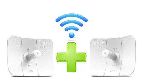 Enlace Internet Wifi Tp Link Cpe610 300mb Punto A Punto 15km
