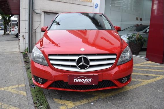 Mercedes-benz/b 200 1.6 Turbo 2013