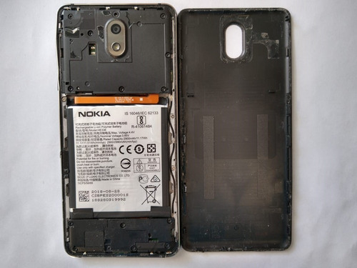 Repuestos Celular Nokia 3.1