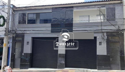 Loja À Venda, 90 M² Por R$ 480.000,01 - Centro - Santo André/sp - Lo0277