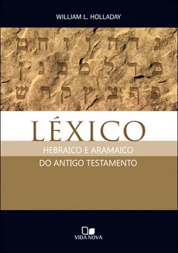 Livro Léxico Hebraico Aramaico Do Antigo Testamento William