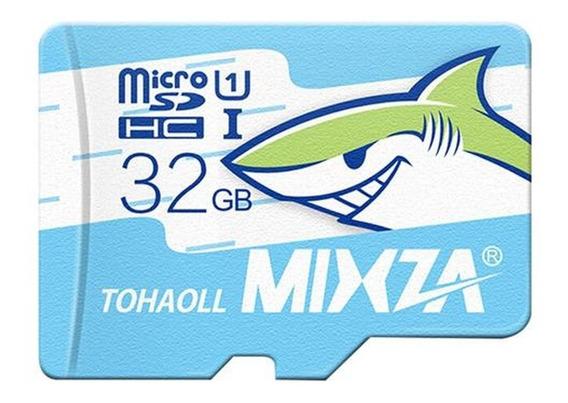 3 Cartões De Memória Mixza 32gb Classe 10 (3 Unidades)