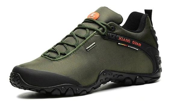 Zapatos Senderismo Escalada Camping Gran Calidad 26-30