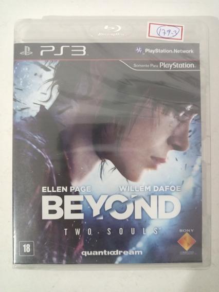 Jogo Sony Ps3 Beyond Two Souls Original Lacrado