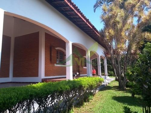 Excelente Casa Em Atibaia Na Vila Giglio - 963