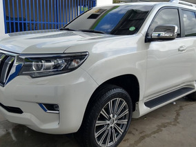 Toyota Land Cruiser Prado Vxl Blanca 2018