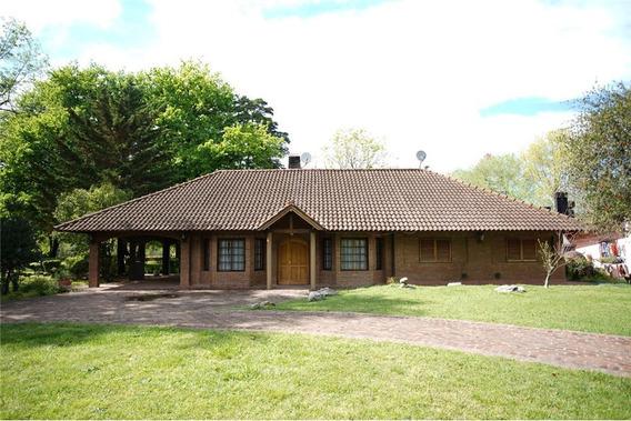 Gran Casa Quinta 6 Amb 2.6ha, Ideal Emprendimiento