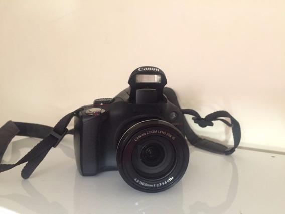 Câmera Digital Canon Sx40 Hs - Perfeito Estado