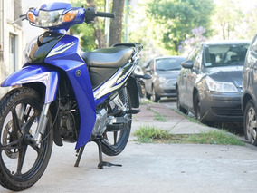 Yamaha New Crypton Full 2014