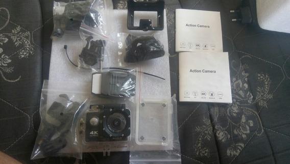 Câmera 4k Sports Ultra Hd Aprova D