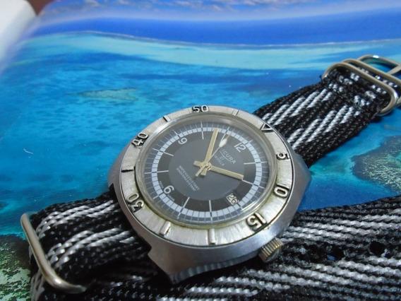 Sicura By Breitling Antigo Diver 42,00 Mm Big S