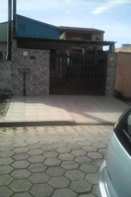 Vendo Casa Lado Praia No Suarão Em Itanhaém Sp - 6793   Npc