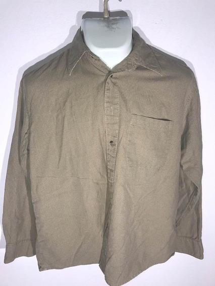 Camisa L Izod Id A265 Usada Detalle Hombre Oferta 10% O 4x3
