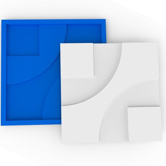Forma Para Gesso 3d Carolina Davi 100% Molde Silicone