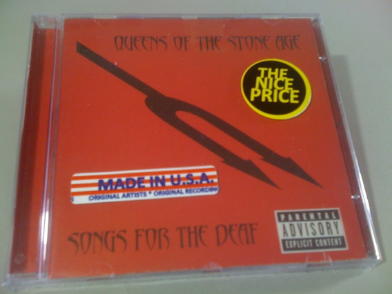 Queens Of The Stone Age Songs For Cd Lacrado Impor Frte 5,99