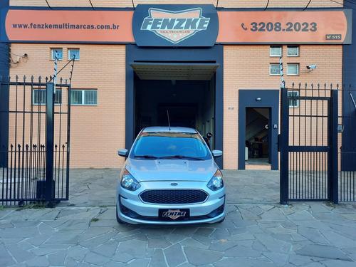 Imagem 1 de 8 de Ford Ka 1.0 Ti-vct Flex Se Manual