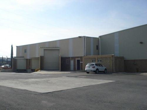 Renta Nave Parque Industrial Ramos Arizpe 1191 M2