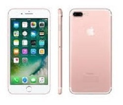 iPhone 7 Plus 32gb Rose Gold Vitrine Intacto Perfeito Oferta