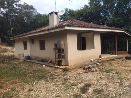 Chácara A Venda No Bairro Centro Em Bocaiúva Do Sul - Pr.  - 411-1