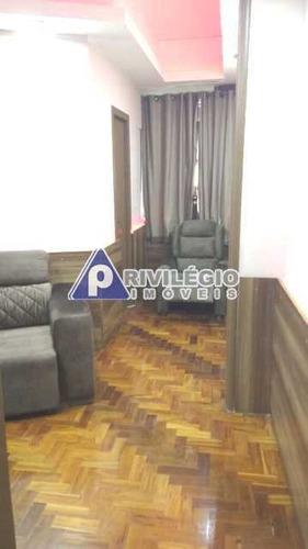 Imagem 1 de 24 de Apartamento À Venda, 3 Quartos, 1 Suíte, Copacabana - Rio De Janeiro/rj - 17667