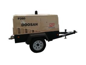 Compresor De Aire Portatil Doosan 260 Pcm