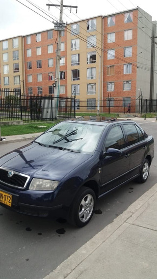 Vendo Hermoso Skoda Fabia Negociable