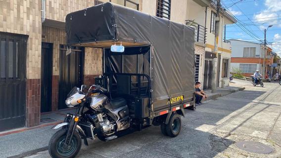Motocarro Ayco 250 Mod. 2020