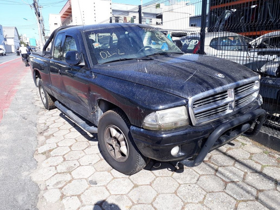 Sucata Dakota Sport 3.9 Automática 2001 Retirada De Peças