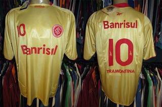 Internacional 2009 Camisa Centenário Tamanho Gg #10.