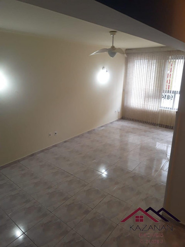 Apartamento 2 Dormitórios Na Pompéia Em Santos - 3512