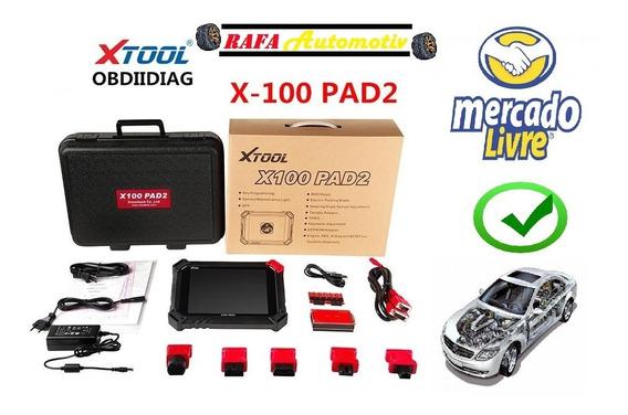 X100 Xpad2 Pro - Codifica Chave, Rádi Full + Kc100 G6 E G7