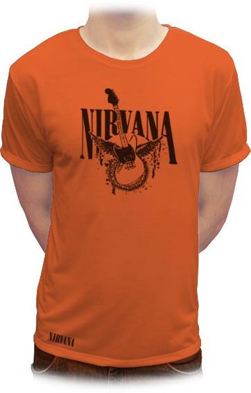 Nirvana - Grunge - Kurt Cobain / Playera