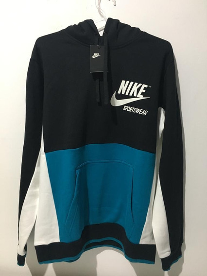 Casaco Nike Moletom Canguru Sportswear - Original