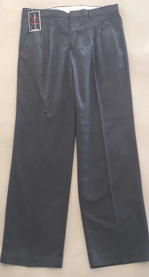 Pantalón Gris Clásico Colegio / Vestir
