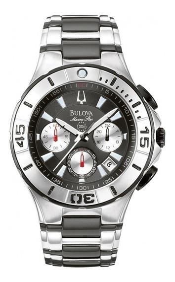 Relogio Bulova Marine Star Wb30837t / 98b013