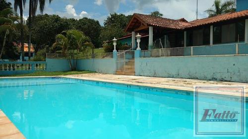 Chácara Para Venda Em Itatiba, Loteamento Caminhos Do Sol, 3 Dormitórios, 2 Banheiros - Ch0015_2-1163036