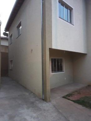Imagem 1 de 22 de Casa À Venda, 3 Quartos, 1 Vaga, São Benedito - Santa Luzia/mg - 1124