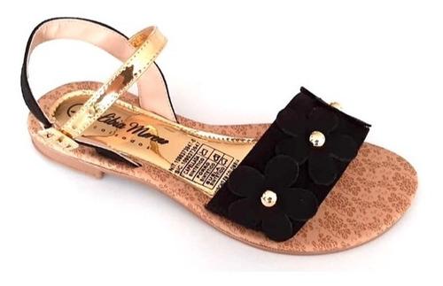 Sandalia Plana Para Dama - Calzado Femenino Elegante