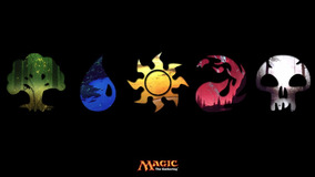 Lote 10x Decks Magic The Gathering + Brindes