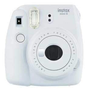 Camara Instax Mini9 Blanca Humo Nueva Y Sellada